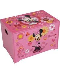JNH Dětská truhla Minnie - růžová