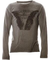 Deepend T-shirt - gris clair