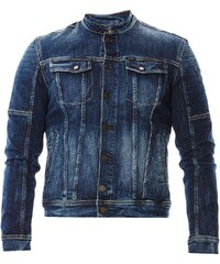 Guess Clive - Jeansjacke - jeansblau