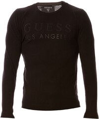 Guess Accursio - Pullover mit Wollanteil - schwarz