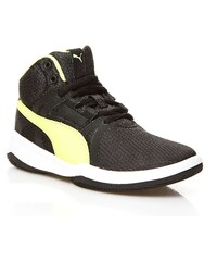 Puma Rebound Street Evo - Baskets montantes - noir