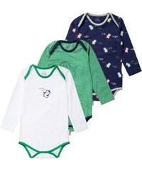 Gelati Kidswear 3 PACK Body marine/grün/multicolor