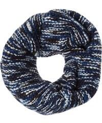 YOUR TURN EGONA Écharpe tube blue/black