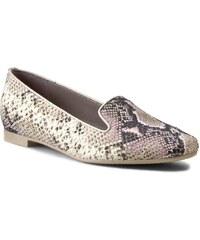 Lords Schuhe GINO ROSSI - Adria DPG276-J04-J4SS-0034-0 Lawenda 04/Ecru 08