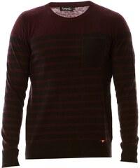 Deepend Pull en laine mélangée - bordeaux
