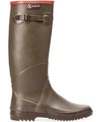 Aigle Chantebelle - Bottes de pluie - kaki