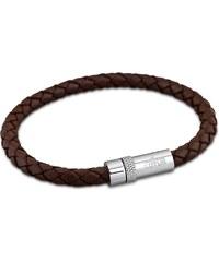 Lotus Bracelet en cuir