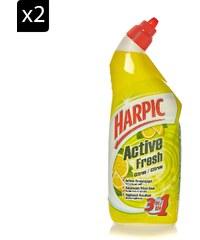 Harpic Citron - 2-er Set WC-Reiniger - 750 ml