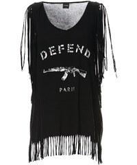 Defend T-Shirt - schwarz
