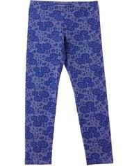 Benetton Legging en coton mélangé - violet