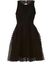 Vero Moda Frida - Kleid in Babydoll-Optik - schwarz