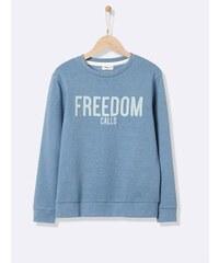 Cyrillus Sweat-shirt - bleu délavé