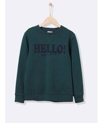 Cyrillus Sweat-shirt - citron vert