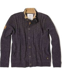 Oxbow Paraos - Pull en laine mélangée - gris chine