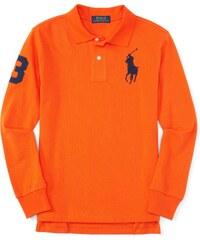 Ralph Lauren chlapecké triko Long Sleeve