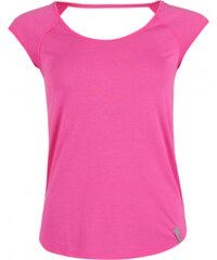 Under Armour Fly By SS T Shirt Ladies, pink