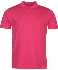 Pierre Cardin Plain Polo Shirt Mens, pink