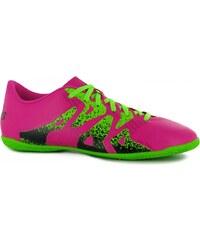 Adidas X 15.4 Mens Indoor Football Trainers, shock pink