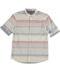 Ben Sherman Sherman 07V Shirt Junior Boys, white