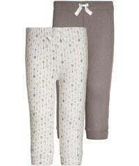 Carter's 2 PACK Pantalon de survêtement offwhite