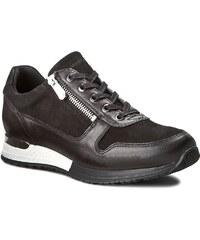 Sneakers WOJAS - 6529-71 Schwarz