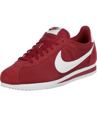 Nike Classic Cortez Nylon Schuhe gym red/white
