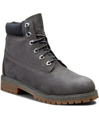 Trapperschuhe TIMBERLAND - 6 In Premium Wp Boot A1B9S Forged Iron