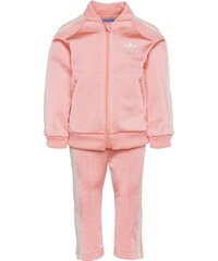 adidas Originals SET Veste de survêtement ray pink