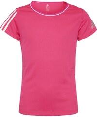 adidas Performance Tshirt de sport shock pink/white