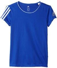 adidas Performance Tshirt de sport bold blue/white