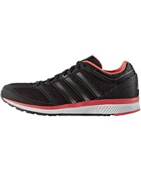 adidas Performance MANA RC BOUNCE Chaussures de running neutres core black/iron metallic/shock red