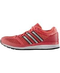 adidas Performance MANA RC BOUNCE Chaussures de running neutres shock red/iron metallic/core black