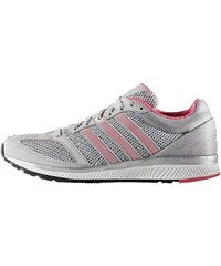 adidas Performance MANA RC BOUNCE Chaussures de running neutres solid grey/white/bahia pink