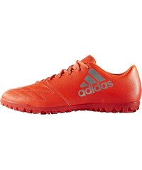 adidas Performance X 16.3 TF Chaussures de foot multicrampons solar red/silver metallic