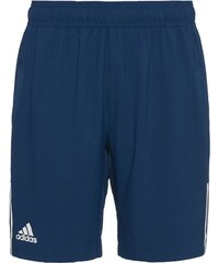 adidas Performance CLUB Short de sport tech steel/white