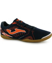 Joma Super Flex Indoor Football Trainers Mens, navy/fluorange