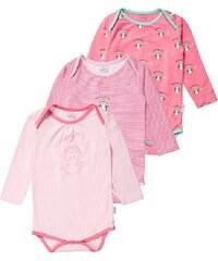 Gelati Kidswear 3 PACK Body rosa