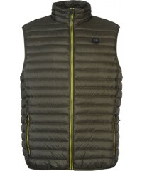 Karrimor Lightweight Down Gilet Mens, jungle green
