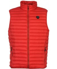 Karrimor Lightweight Down Gilet Mens, red