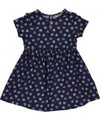 Lee Cooper AOP Woven Dress Infant Girls, aop heart