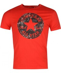 Converse All Star Dye T Shirt, varsity red