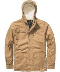 parka GLOBE - Goodstock Thermal Parka Jacket Taupe (TAU)