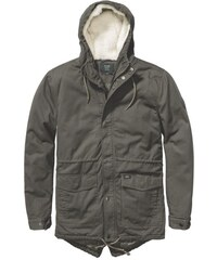 parka GLOBE - Goodstock Thermal Fishtale Dark Olive (DKOLV)
