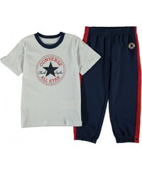 Converse 01J 2 Piece Set Infant Boys, navy