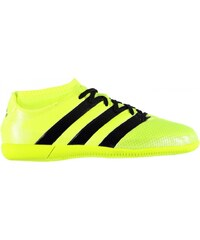 Adidas Ace 16.3 Primemesh Indoor Court Trainers Junior, solar yellow