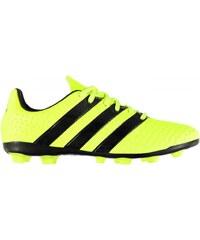 Adidas Ace 16.4 FG Football Boots Junior, solar yellow