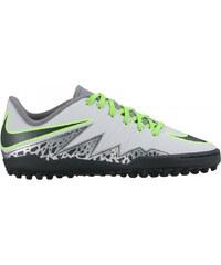 Nike Hypervenom Phelon Childrens Astro Turf Trainers, platinum/blk