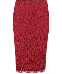Vero Moda VMFRAN Jupe crayon ruby wine