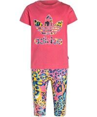 adidas Originals Leggings spring pink/multicolor