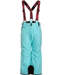 Brunotti LAWNA Pantalon de ski blue mint